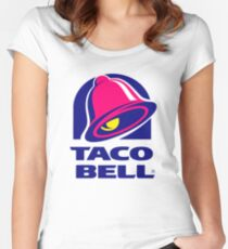 Taco Bell Women's Fitted Scoop T-Shirt