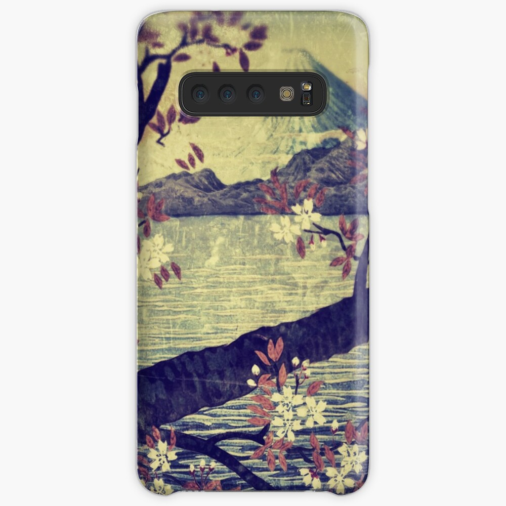 Templing at Hanuii Cases & Skins for Samsung Galaxy