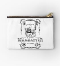 The Mad Hatter, the hatter, le chapelier fou, Alice in Wonderland, printmaking, Studio Pouch