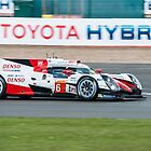 Toyota Gazoo Racing No 6 by Willie Jackson