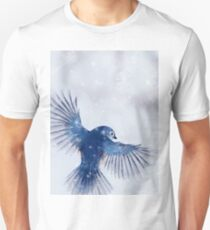 Winter Chickadee 2 T-Shirt