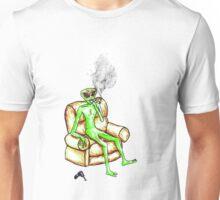 Dank Alien Unisex T-Shirt