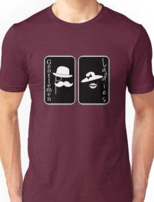 bathroom Unisex T-Shirt