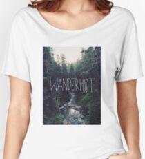 Wanderlust Rainier Creek Women's Relaxed Fit T-Shirt