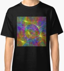 Disco stage lights Classic T-Shirt