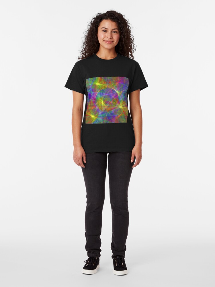 Alternate view of Disco stage lights Classic T-Shirt
