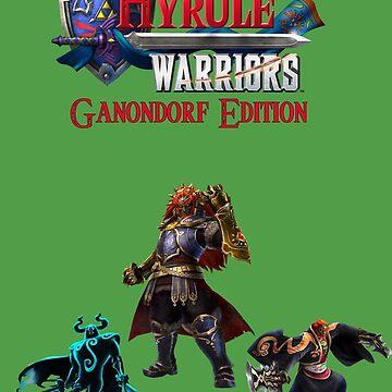 Hyrule Warriors Ganondorf Edition by navigata