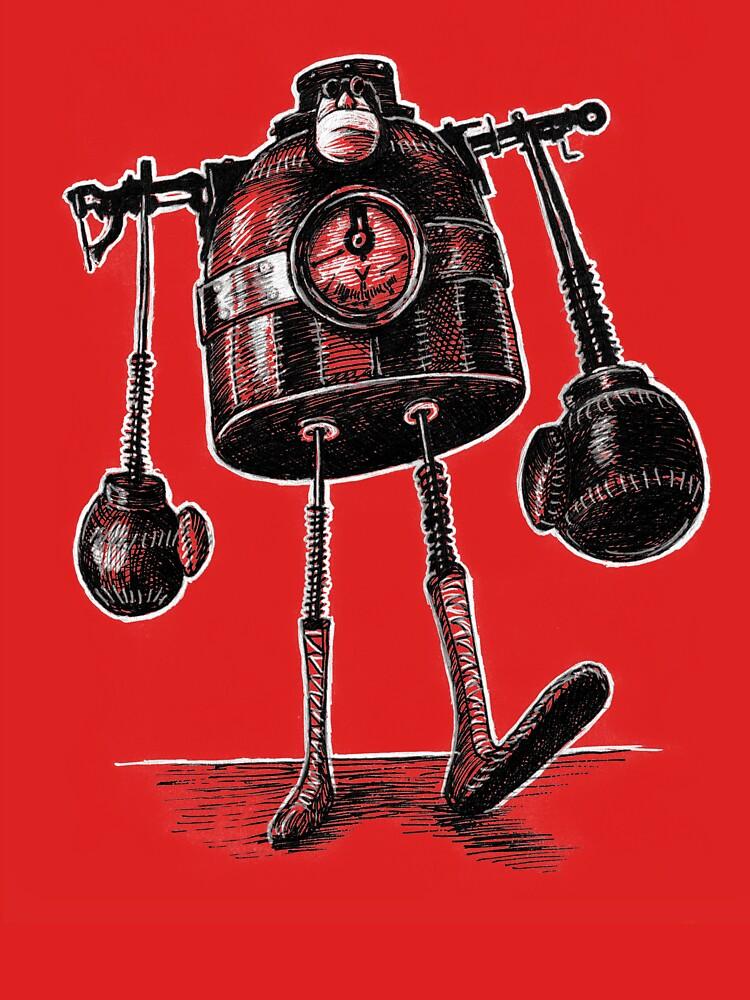 Boxing Bot by buggybear