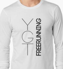 Fundamental YGTee (Black Text) Long Sleeve T-Shirt