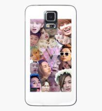 Seventeen Derp Boys Case/Skin for Samsung Galaxy