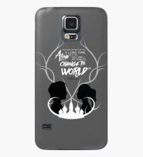 Funda/vinilo para Samsung Galaxy Lo que te mostré en la oscuridad