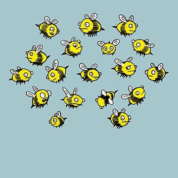 Bees? by KodiSershon