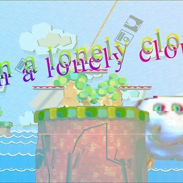 Randal the Lonely Cloud by TheYear20xx