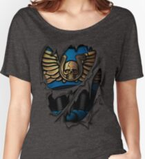 Ultramarines Armor Women's Relaxed Fit T-Shirt