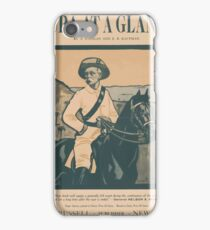 Artist Posters Cuba at a glance by A O'Hagan and EB Kaufman 0922 iPhone Case/Skin