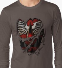 Blood Angels Rüstung Langarmshirt
