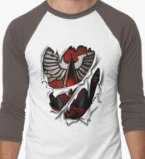 Blood Angels Armor Men's Baseball ¾ T-Shirt