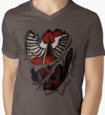Blood Angels Armor Men's V-Neck T-Shirt