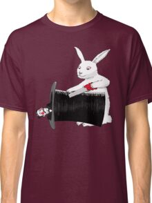 Rabbit vs. Magician Classic T-Shirt