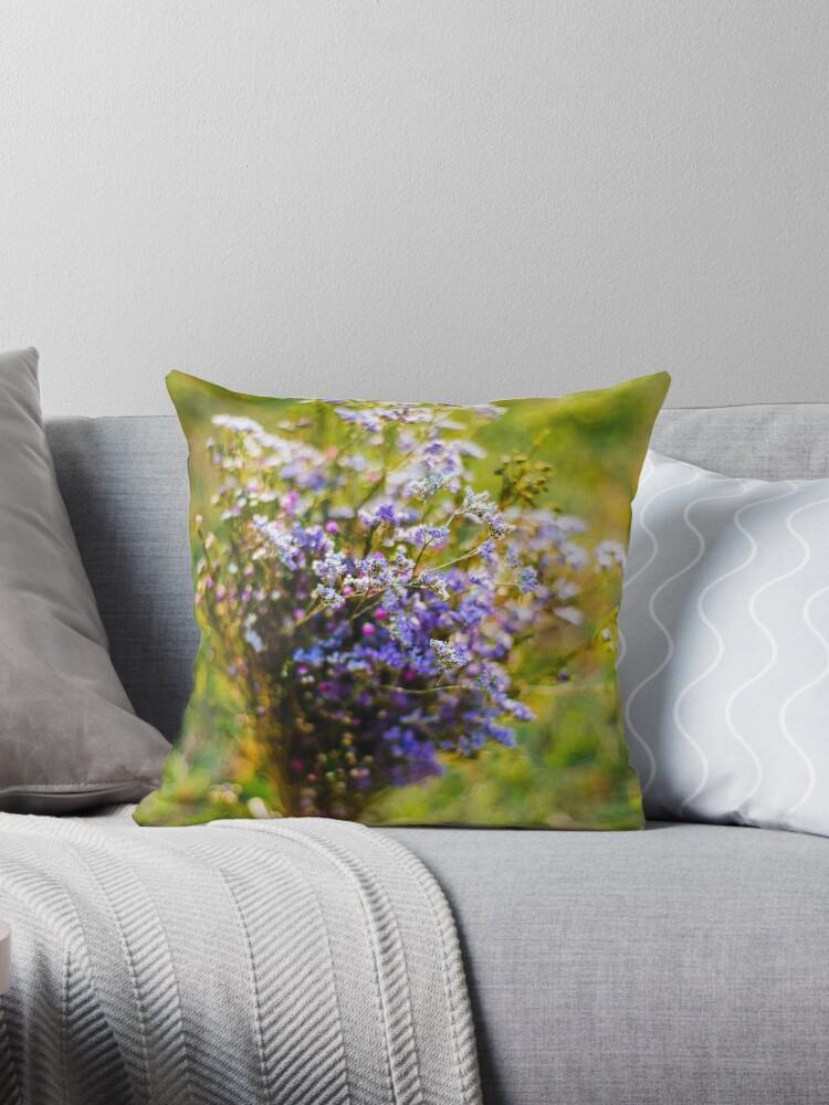 Purple Blossoms by DeniseLives