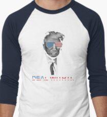 Trump- Deal with it Men's Baseball ¾ T-Shirt