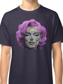 Marilyn Sugarskull Classic T-Shirt