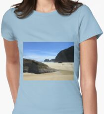 Rock Formations - Tolsta Beach, Isle of Lewis T-Shirt