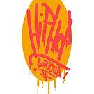 finger tags Hip Hop Boricua by pezore