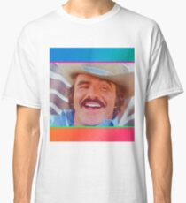 The Bandit - Burt Reynolds Classic T-Shirt