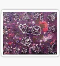EXO Symbols Sticker