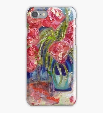 The Roses I Remember, by Alma Lee iPhone Case/Skin