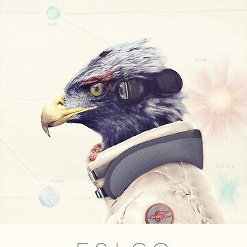 Star Team - Falco by andywynn
