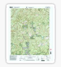 USGS TOPO Map Alabama AL Grayson 304029 2000 24000 Sticker