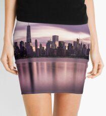 Hold Back The Future Mini Skirt