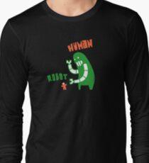 Robot v Human T-Shirt