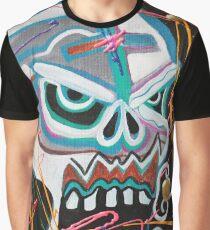 Carnie Skull Graphic T-Shirt