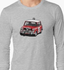 Fortitude's 'Paddy Hopkirk 37' Mini Cooper S Long Sleeve T-Shirt