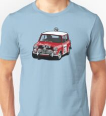 Paddy Hopkirk Mini Cooper S Unisex T-Shirt