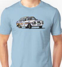 Ford Escort Mark 2 BDA Cosworth Unisex T-Shirt