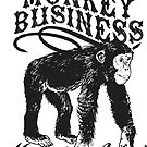 monkey business by Vana Shipton