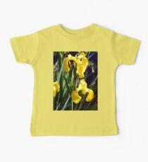 Wild yellow iris Baby Tee