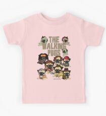 The Walking Pugs Kids Clothes