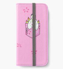 Pocket Princess Kaguya iPhone Wallet/Case/Skin