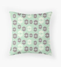 Concetta Floral Pattern Design Throw Pillow