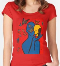 Skin Deep Women's Fitted Scoop T-Shirt
