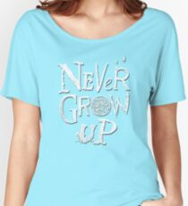 Peter Pan HCTO - PETER Women's Relaxed Fit T-Shirt