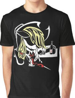 Applejack Noir Graphic T-Shirt