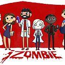 iZombie Gang by Logan Niblock