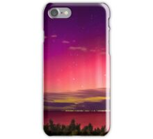 Aurora Australis the Southern Lights 2 iPhone Case/Skin
