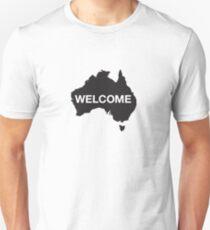 Welcome Australia T-Shirt